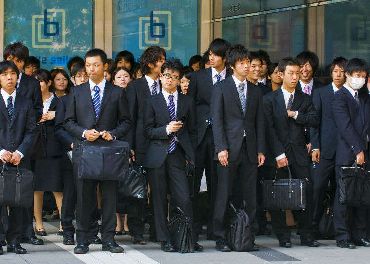 Finding a Job in Japan: Batch Recruitment, the Bane of University Students