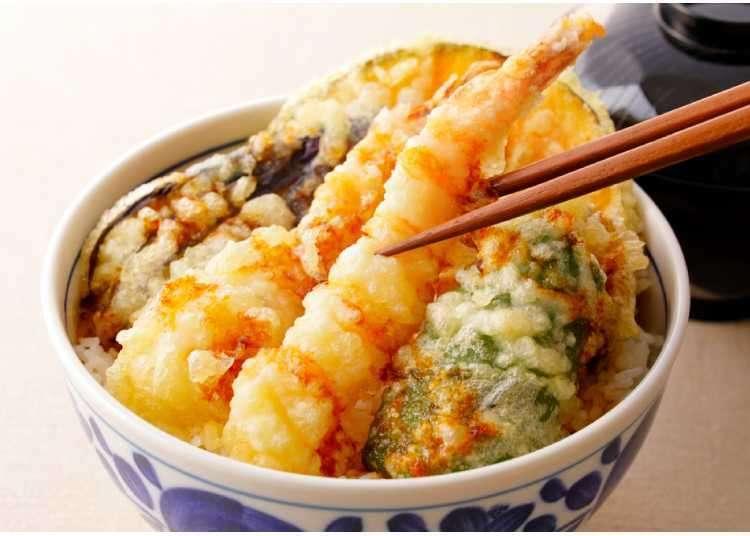가네코 한노스케만이 아니다! 도쿄의 추천 텐동(돈부리) 맛집 3곳