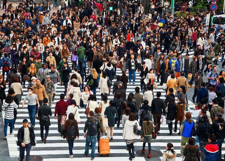 【日本好奇妙】日本人的體重是多少?一個月賺多少錢?日本人的真實平均值大公開!