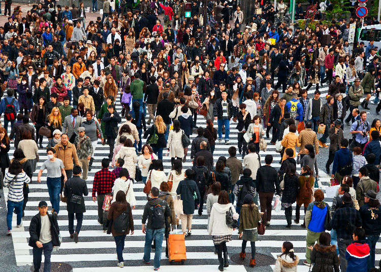 Japan in Numbers: What's the Average Life Expectancy, Height, and Monthly Income?
