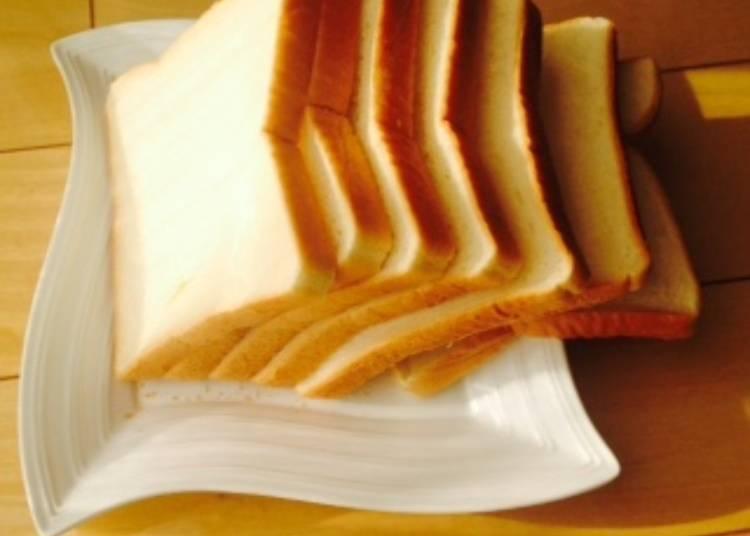 """Japanese Toast, """"Shokupan"""""""