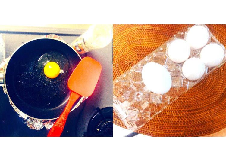 "The ""3 Things Breakfast:"" Bread, Eggs, Yogurt"