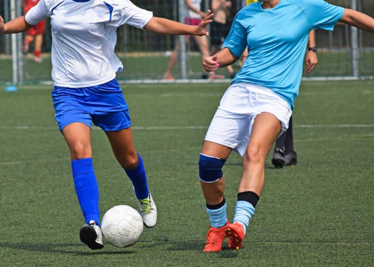 まだまだいる注目の女性選手、なでしこジャパンも!