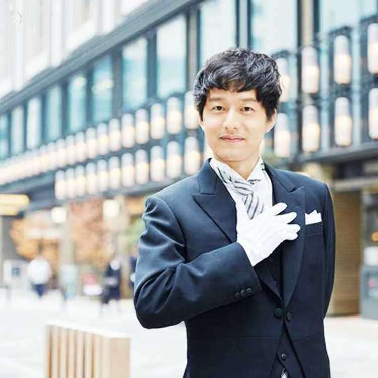 A Tokyo Butler Story: Exploring the Magic of Nihonbashi with a Lost Tourist, a Clueless Japanese, and a Mysterious Butler