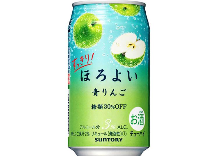 Sukkiri Horoyoi – Green Apple