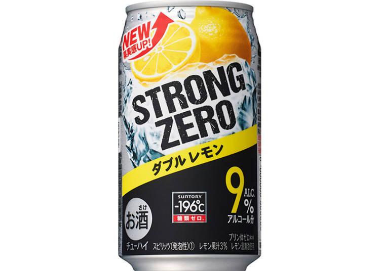 -196℃ Strong Zero – Double Lemon