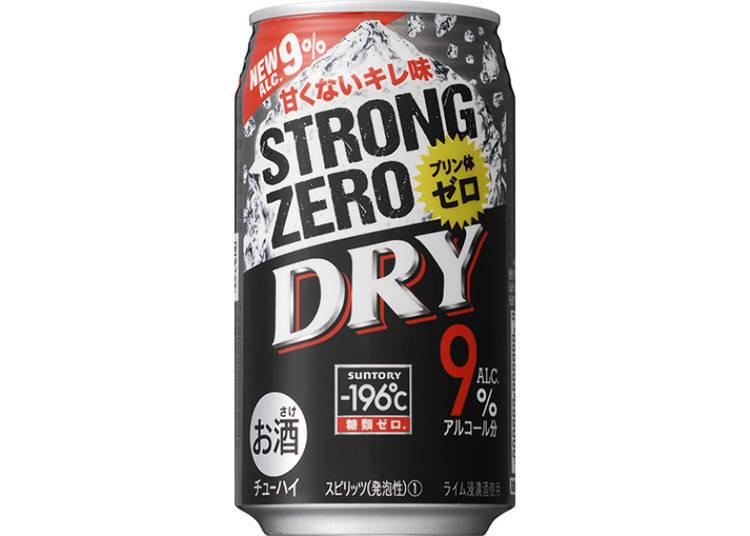 -196℃ Strong Zero – DRY