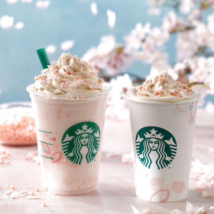 향으로, 색으로, 달콤함으로 느껴보는 봄의 낭만! 벚꽃 디저트 Selection