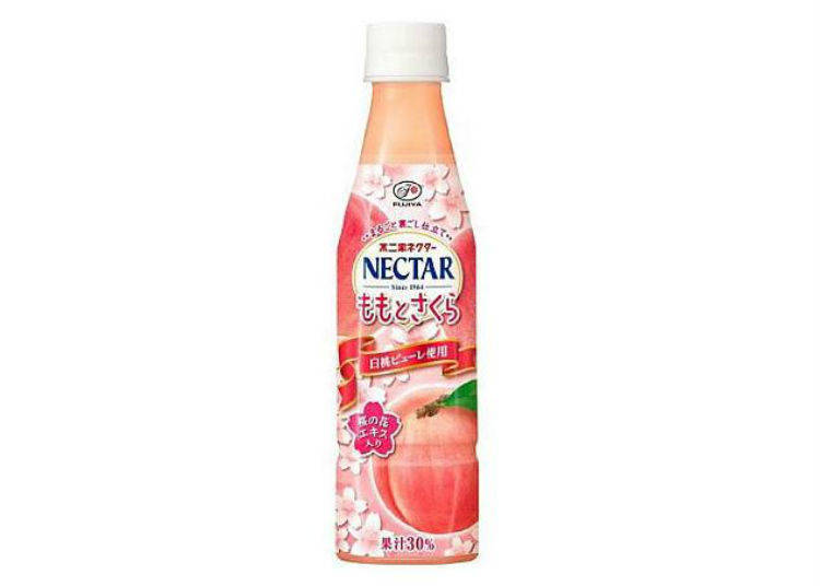Peach and Cherry Blossom Nectar – a Succulent Taste of Spring