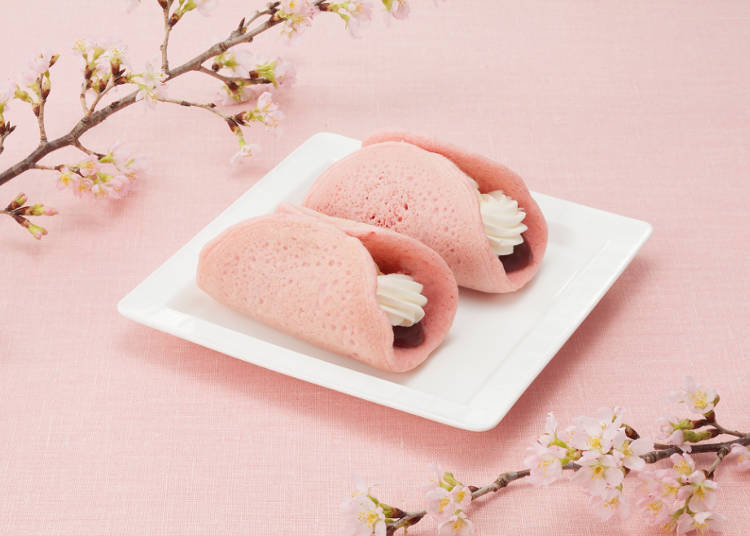 Sakura Wamlet – a Sweets Fusion of East and West