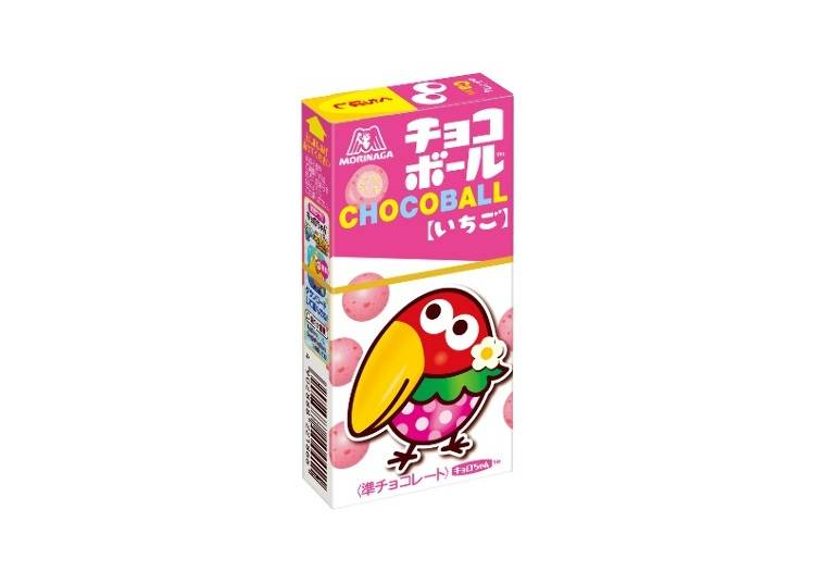 Chocoball Strawberry – Eating Just One is Impossible!