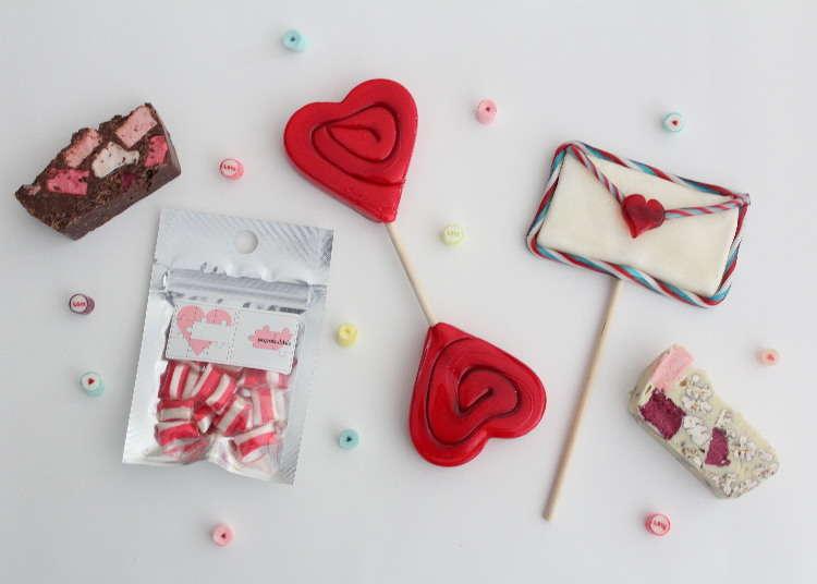 【甜點迷注意】讓17層重疊的糖果和巧克力伴您度過一個可愛的情人節