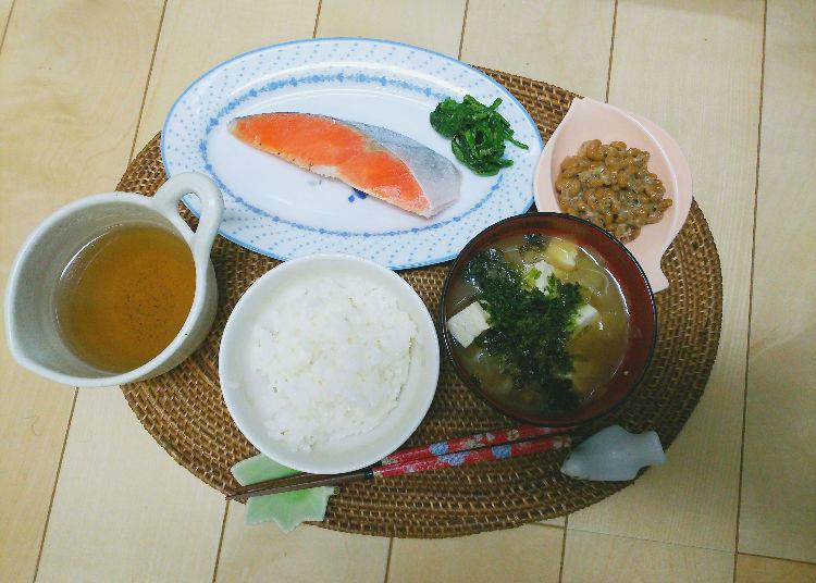 Japanese Breakfast: Ready in 12 Minutes!