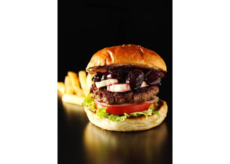 1. Burger Mania - Unique Burgers and a New York City Vibe