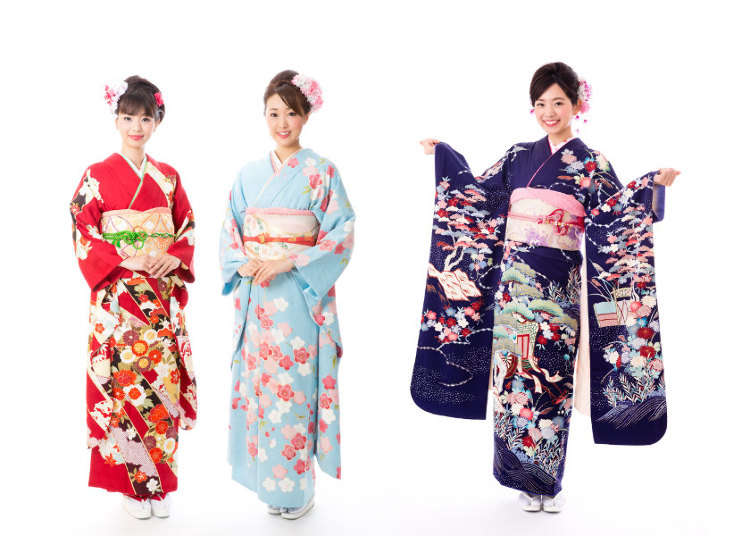 淺談日本和服小知識