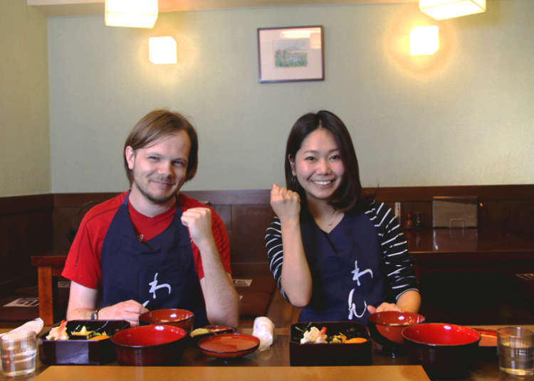 Wanko Soba: A Challenge for Food-Driven People!