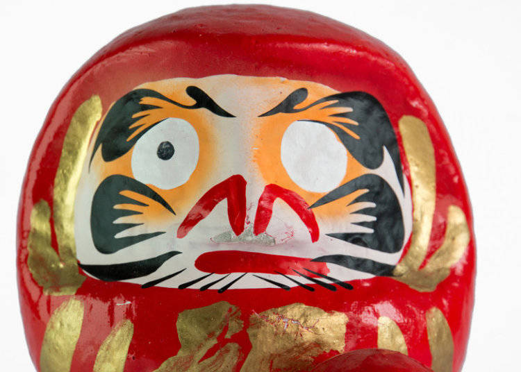 How to Use a Daruma