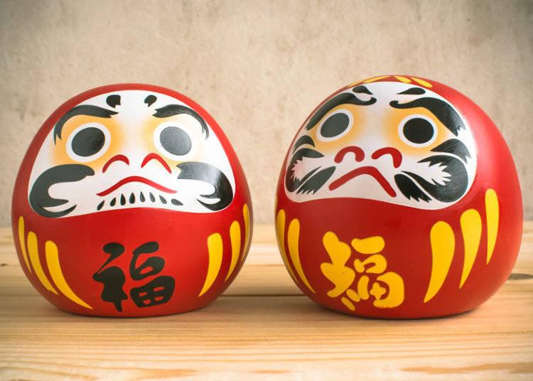 達磨人形は日本発祥