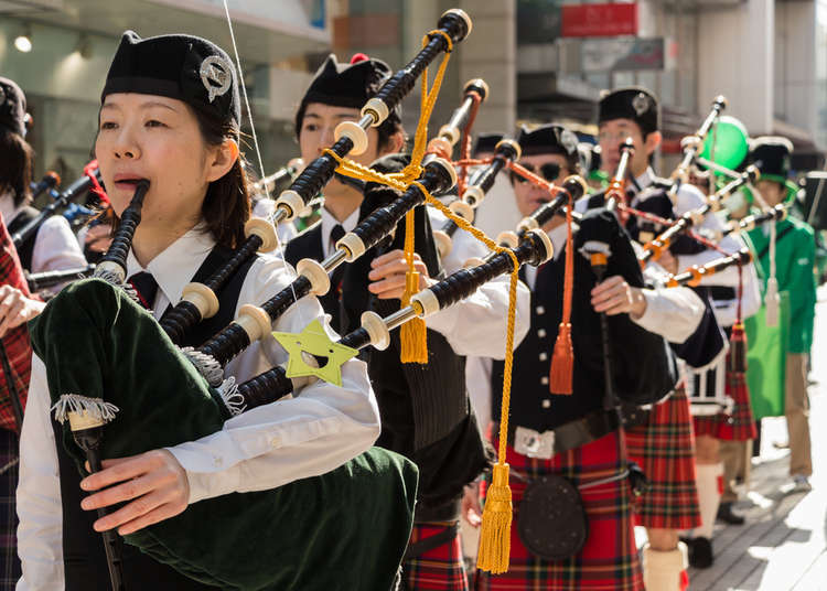 The Tokyo St. Patrick's Day Parade