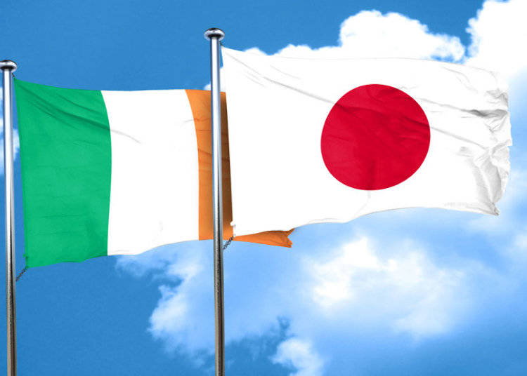 Irish Network Japan