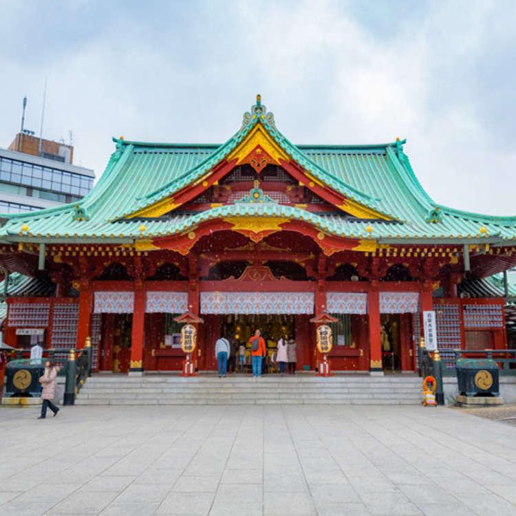 神田明神 ー 秋葉原を象徴する神社