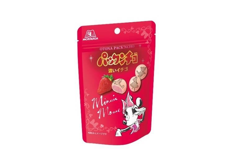 Otona Pack'n Cho: Full-Bodied Strawberry