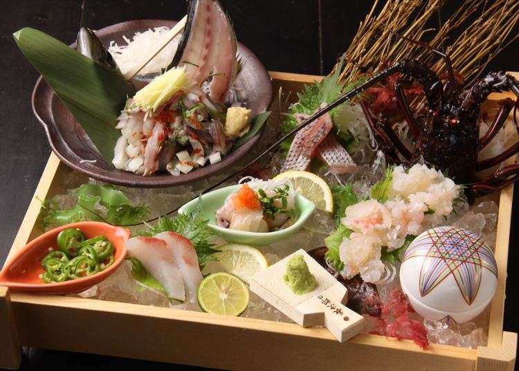 長崎・五島的豐盛食材滿載!市公認的居酒屋開張了