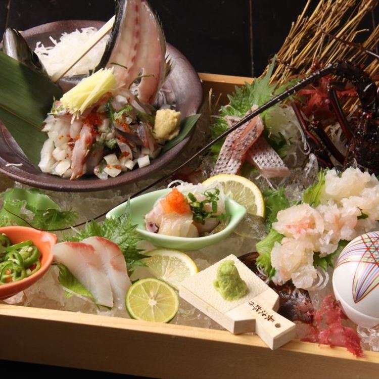 长崎五岛的美味食材满载!市公认的居酒屋开张啦