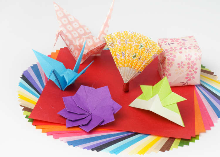 Origami: The Art of Paper Folding - LIVE JAPAN (Japanese ... - photo#24