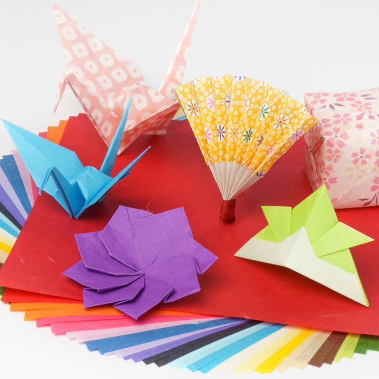 Origami: The Art of Paper Folding