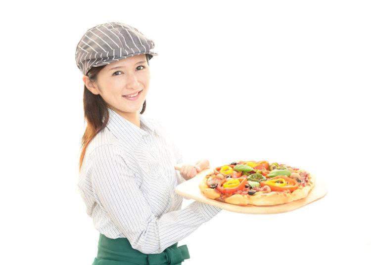 大ブームを巻き起こした宅配ピザ
