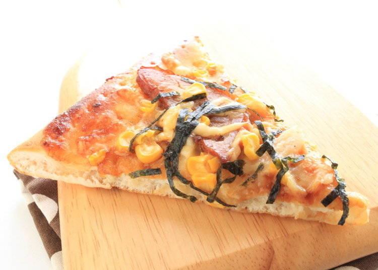ピザの香りに誘われて、不思議の国へようこそ!