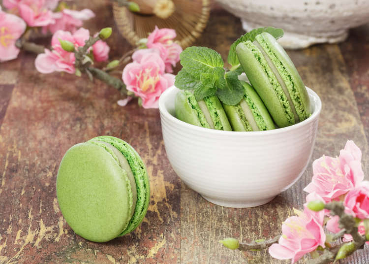 Matcha: Snacks and Sweets