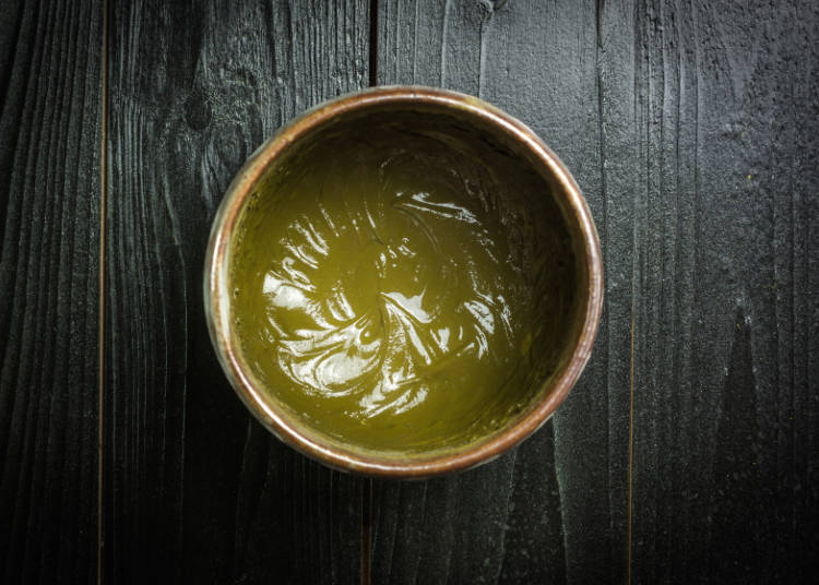 濃茶 vs. 薄茶 - 濃いお茶と薄いお茶