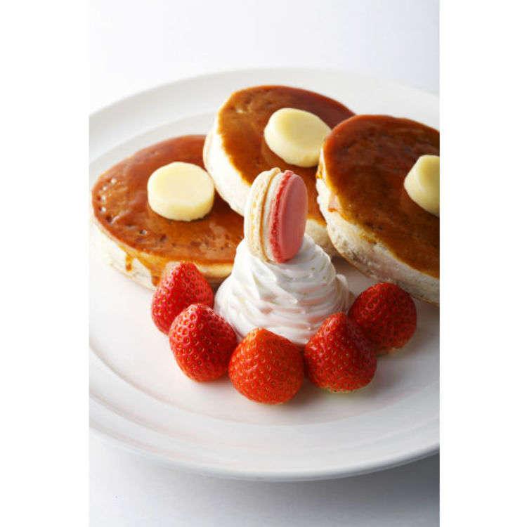 甜點迷看過來!日式・西式・熱帶水果的鬆餅,你想吃哪一種?