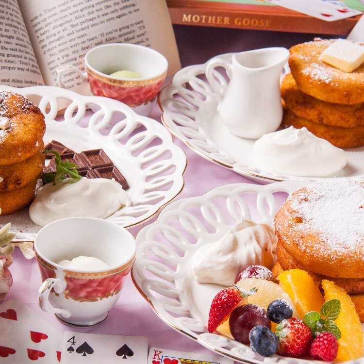 澀谷「愛麗絲舞會國度」Q彈又鬆軟、布丁X蛋糕的全新口感甜點誕生!
