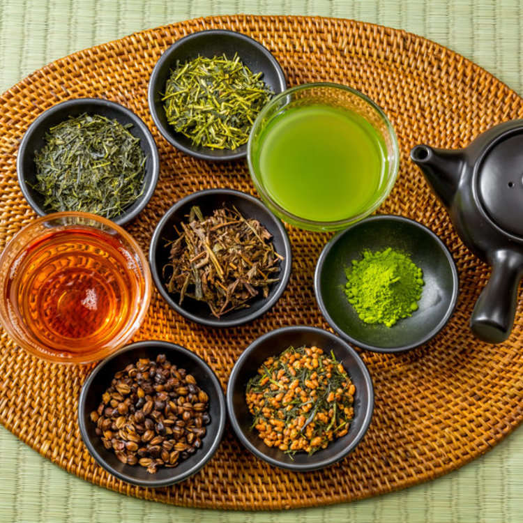 차(茶)의 나라 일본에서 다채로운 차를 즐겨보자