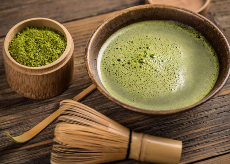 Matcha: 抹茶