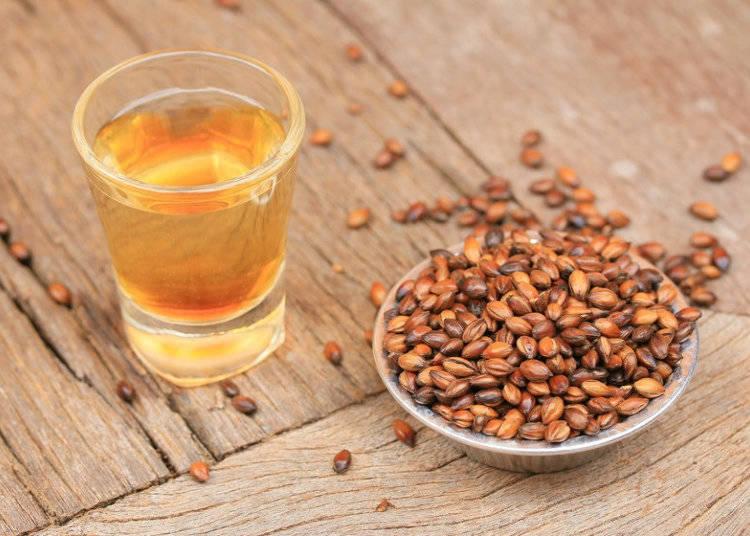 Mugicha (Barley Tea) : 麦茶・むぎ茶