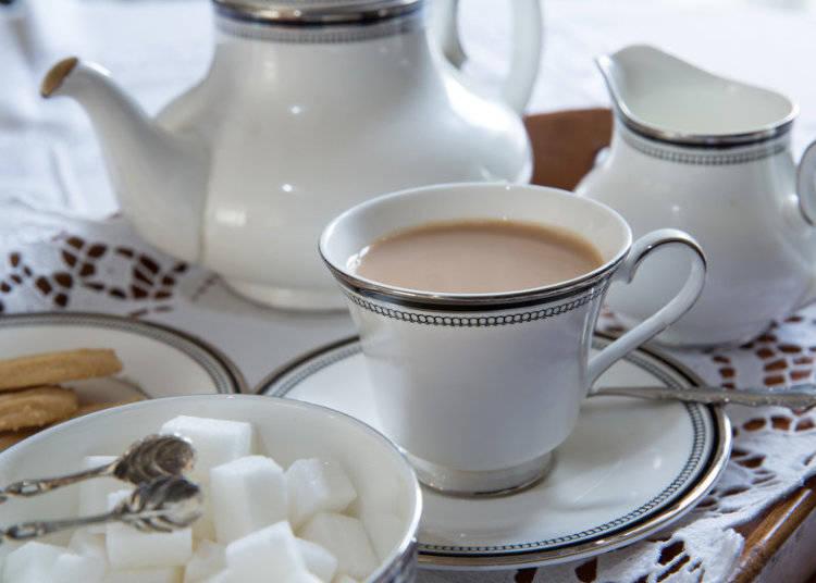 Koucha (Black Tea): 紅茶