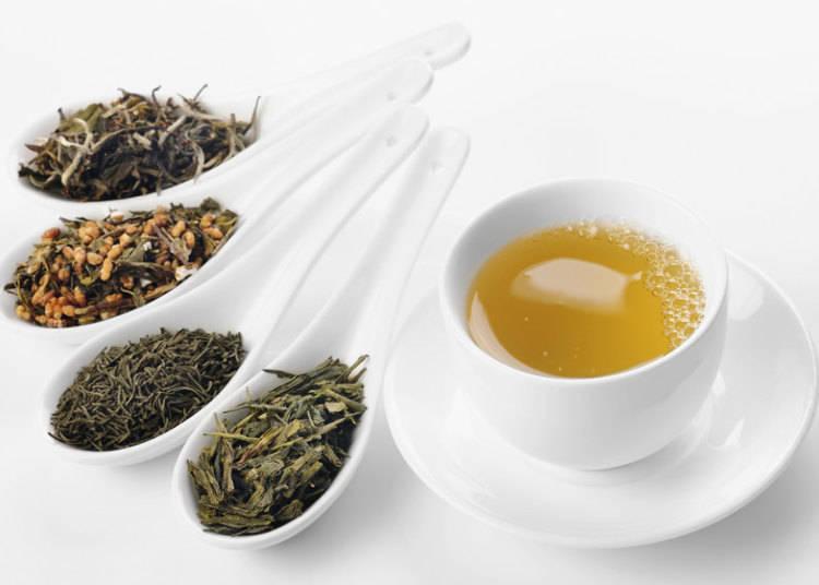 お茶の種類あれこれ