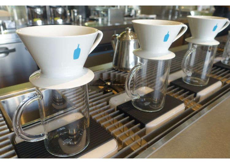BLUE BOTTLE COFFEE好喝的秘密 全靠兩種秘密武器還有⋯⋯