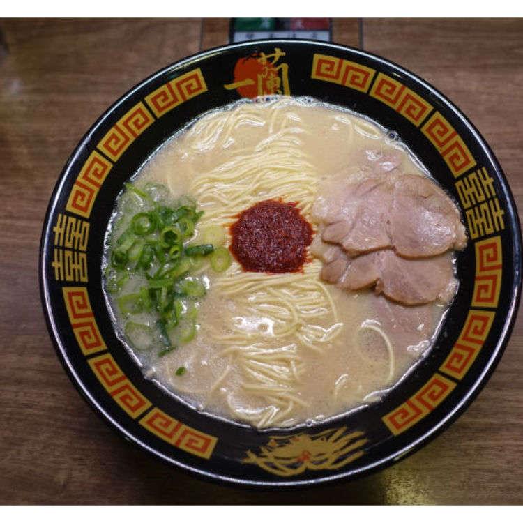 日本一蘭拉麵走向世界的成功祕訣