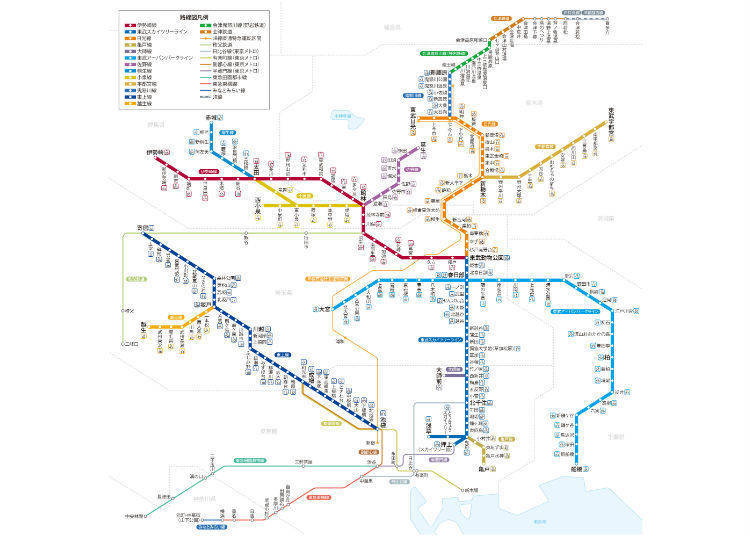 Tobu Railway: Access to Nikkō