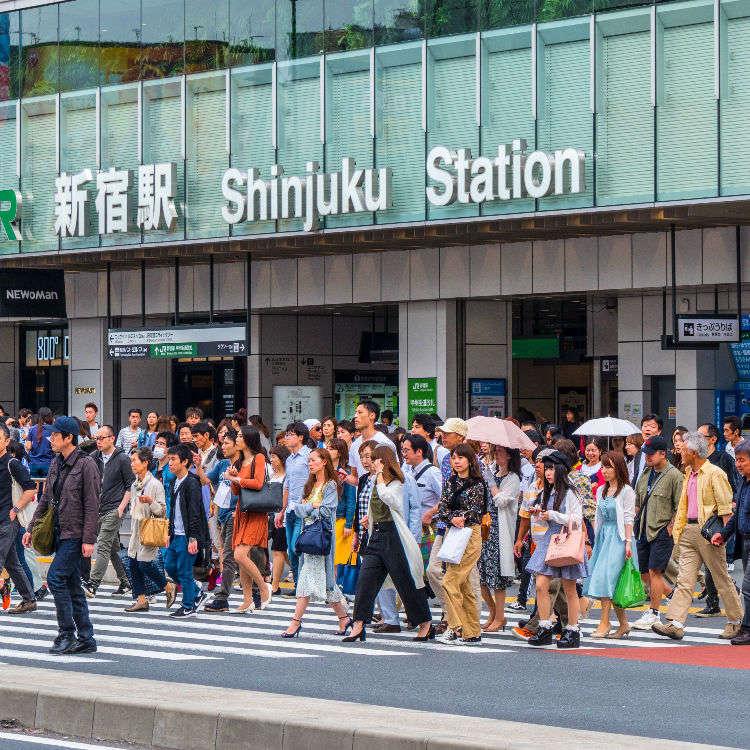 ชำแหละสถานีชินจูกุ ไกด์แบบละเอียดยิบ