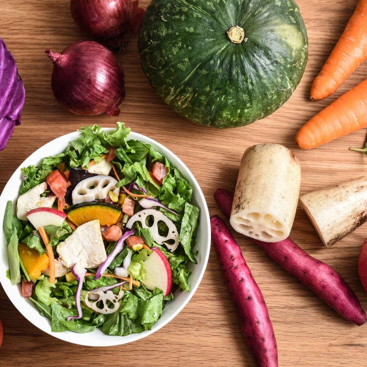 在银座尽享农家蔬菜!银座首家蔬菜沙拉专卖店开业