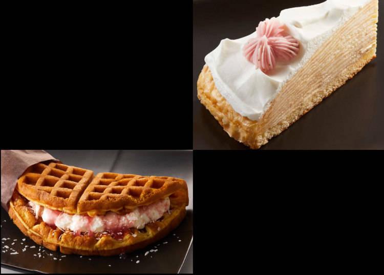 Sakura Desserts
