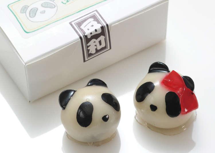 必買伴手禮!可愛度破表的上野限定熊貓造型甜點5選