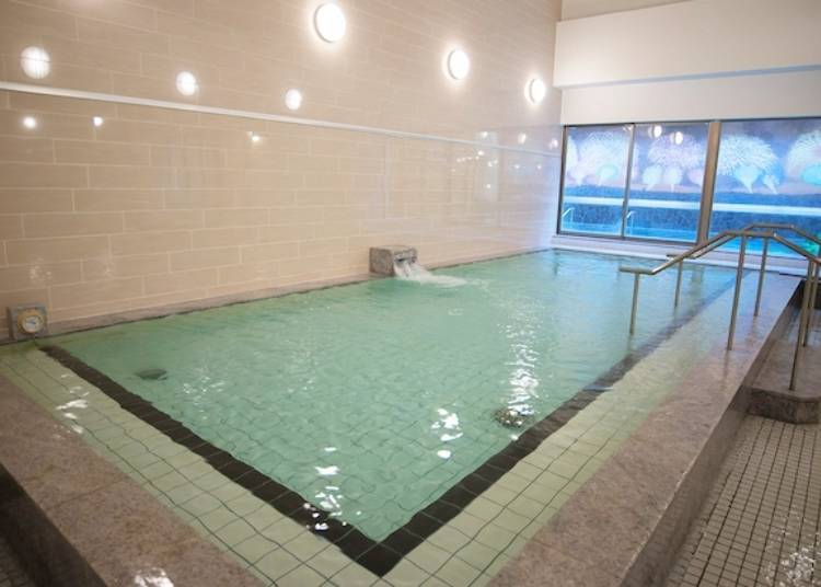 Thermae-yu: Hot Spring Relaxation, All Night Long!