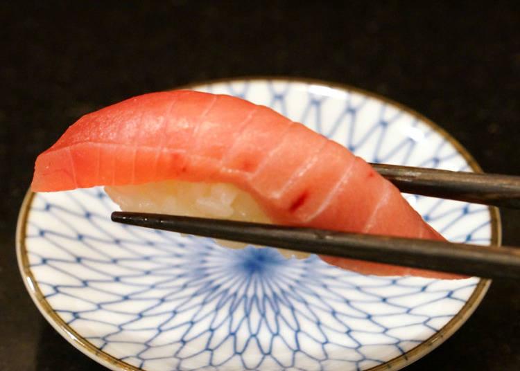 パリパリの「末広手巻き寿司」もオススメ